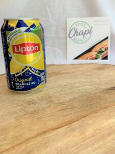 Lipton sparkling Chapi