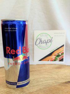 Red bull energie Chapi